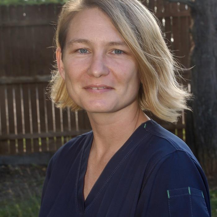 Rebecca Lancaster Raines </br>Lead Veterinary Technician & Sandra's Right Hand photo
