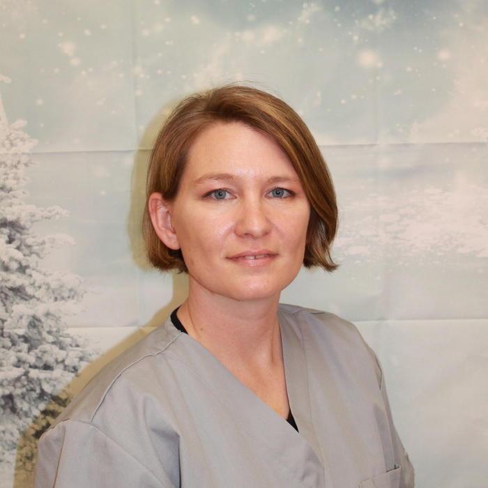 Rebecca Raines </br>Veterinary Technician photo